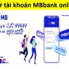 Cách đăng ký mở tài khoản ngân hàng Mbbank online số đẹp miễn phí 2021